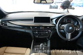 bmw dashboard 2015 bmw x5 m dashboard first drive review indian autos blog
