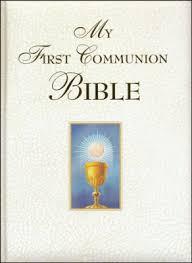 communion bible my communion bible white edition benedict press