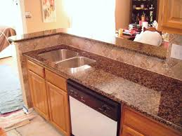 Baltic Brown Granite Countertops With Light Tan Backsplash baltic brown granite charlotte granite colors