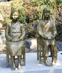 Japanese Comfort Women Stories Statues Honoring Korean Chinese U0027comfort Women U0027 Erected In Seoul
