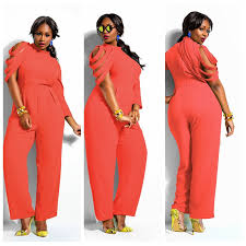 wholesale jumpsuits plus size jumpsuits irregular sleeves chiffon casual rompers