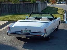 1973 cadillac eldorado for sale classiccars com cc 158256