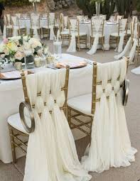 housses de chaises mariage on vous présente la housse de chaise mariage en 53 photos