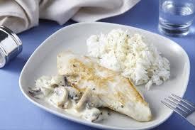 comment cuisiner des escalopes de poulet recette de escalope de poulet aux chignons facile et rapide