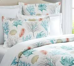 Ocean Duvet Cover Beach Bedding Pottery Barn