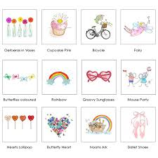 fairy writing paper children s stationery and stickers gift tin by honey tree children s stationery and stickers gift tin