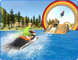 kids power boat racing impossible tracks android apps on