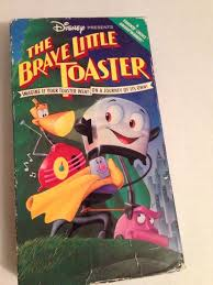 The Brave Little Toaster Dvd The Brave Little Toaster Vhs Phil Hartman John Lovitz Jerry Rees