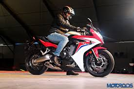 honda cbr showroom honda cbr 650f launched in india priced at inr 7 30 lakh motoroids