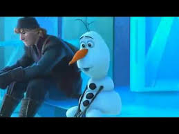 frozen olaf moments