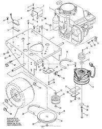 snapper pro 7080896 spp140kh 14hp kohler series 0 parts diagram