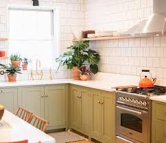 Kitchen Cabinets Brooklyn Ny A Village Green Devol Kitchen In Brooklyn New York The Devol