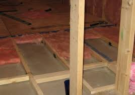 basement flooring options for concrete basement flooring options
