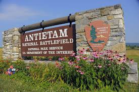 Maryland national parks images Antietam other parks stop selling items with the confederate flag