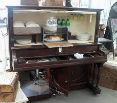 piano converted for kitchen storage pianos pinterest pianos