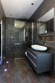Open Vanity Bathroom Corner Bathroom Vanity Bathroom Contemporary With Open Corner