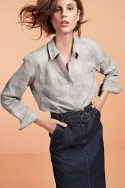 in satin blouses womens shirts blouses striped shirts uk