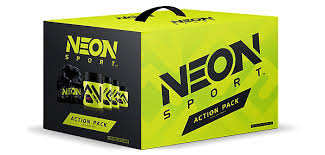 complete collection action pack box set neon sport stack u0027em all