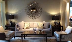 Attractive Wall Decoration Ideas For Living Room H For Home - Decoration idea for living room