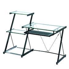 Glass Desk Office Depot Office Desk Office Depot Glass Desk Black Image Corner