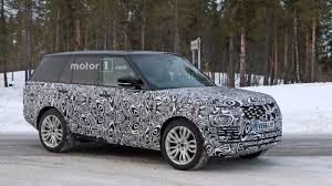 modified range rover range rover plug in hybrid to debut very soon