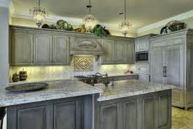 Black Lacquer Kitchen Cabinets by Grey Kitchen Cabinets With White Appliances White Spray Paint Wood