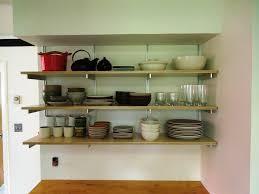 Shelving Ideas For Kitchens Creative Kitchen Shelving Ideas Photos