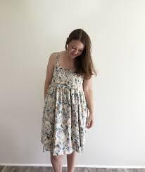 the klein dress u2013 la mercerie