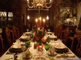 Gothic Dining Room by Gothic Wallpaper And Screensavers Thanksgiving