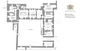 Tower Of London Floor Plan by Blencowe Hall A Luxury Historic Holiday Cottage Near The Lake