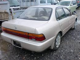 toyota corolla sedan 1993 japanese used toyota corolla sedan se limited 4wd 3 5 1993 4wd for