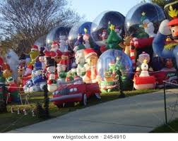 Air Blown Christmas Decorations Creative Ideas Christmas Blow Up Decorations New Gemmy 7 Tall