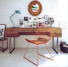 retro modern desk spring cleaning hacks to impress relatives with during chinese new