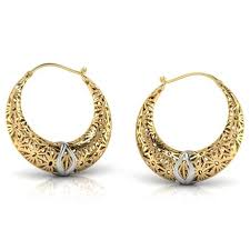 chandbali earrings lattice chand bali jewellery india online caratlane