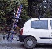 porta sci per auto accessori pe rimorchi