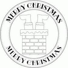 merry christmas logo objective