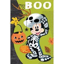 Disney Flag Shop Disney Mickey Skeleton Flag W Stand At Lowes Com