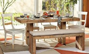 Kitchen Tables With Bench Seating And Chairs by Dining Table With Bench Seats Furniture Posh Kitchen Table And