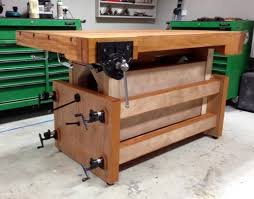 Woodworking Workbench Height by Jack Bench By Akbob Lumberjocks Com Woodworking Community