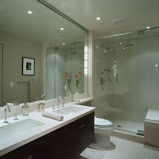 Contemporary Master Bathroom With Rain Shower Head By FORMA Design - Modern bathroom fountain valley
