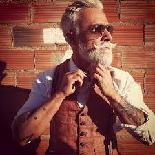 Old Man Tattoo Meme - 22 tattooed seniors answer the eternal question how will your