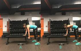 Workouts With A Bench 8 Moves You Should Be Doing On A Bench Women U0027s Health