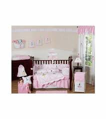Ballerina Crib Bedding Sweet Jojo Designs Ballerina 9 Crib Bedding Set