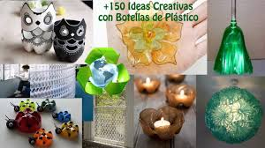 ideas for recycling plastic bottles youtube