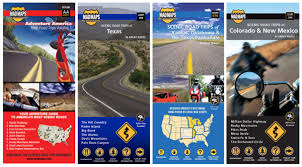 aa road map usa mad maps inc charting america s backroads scenic road trip maps