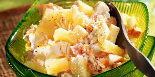 cuisine cr駮le facile salade créole facile recette sur cuisine actuelle
