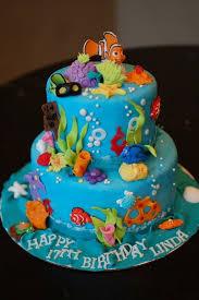 39 finding nemo mermaid cake images