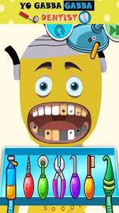 baby game yo gabba gabba dentist edition apps 148apps