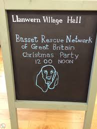 christmas party fun the basset rescue network gb ltd the