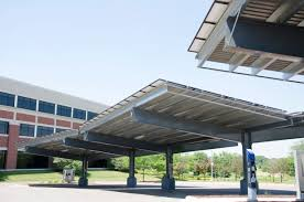 Solar Canopy by Solar Carport Archives